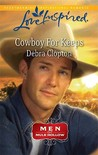 Cowboy for Keeps (Men of Mule Hollow, #2)