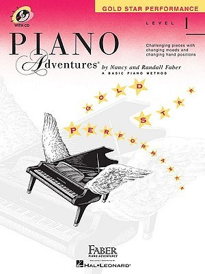 Piano Adventures Gold Star Performance Book, Level 1