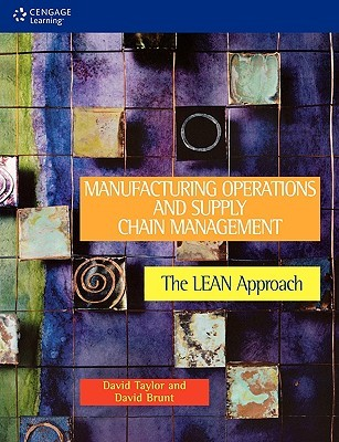 Manufacturing Operations and Supply Chain Management: The Lean Approach