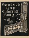 Gangsta Rap Coloring Book by Aye Jay
