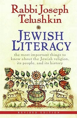 Jewish Literacy Revised Ed by Joseph Telushkin