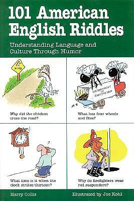 101 American English Riddles by Harry Collis