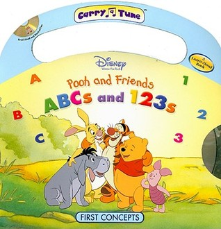 Pooh and Friends ABCs and 123s: First Concepts [With CD]