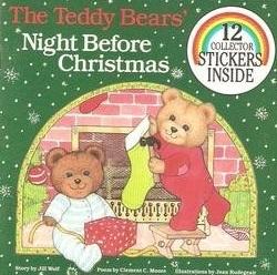 The Teddy Bears' Night Before Christmas