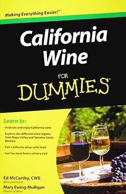 California Wine for Dummies
