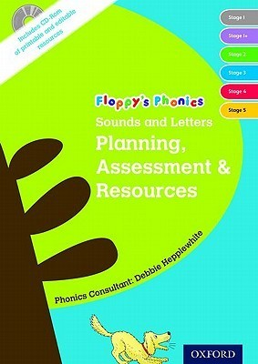 Floppy's Phonics: Sounds and Letters: Planning, Assessment & Resources Book & CD