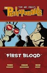 The Perhapanauts: First Blood