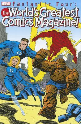Fantastic Four: The World's Greatest Comics Magazine