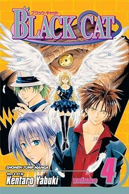 Black Cat, Volume 04 by Kentaro Yabuki