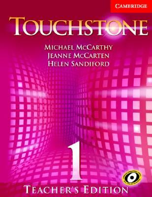 Touchstone teachers edition 1 with audio cd by michael j mccarthy 434183 fandeluxe Gallery