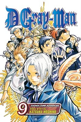 D.Gray-man, Vol. 9 (D.Gray-man, #9)