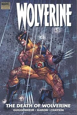 Wolverine by Marc Guggenheim