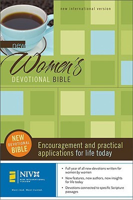 Holy Bible: New Women's Devotional Bible