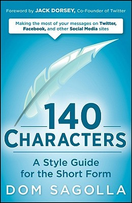 140 Characters by Dom Sagolla