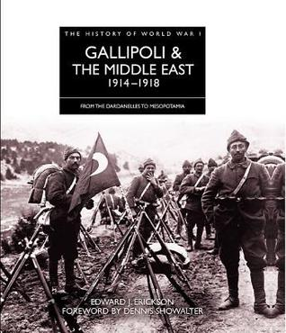 The History of World War I: Gallipoli & The Middle East 1914-1918