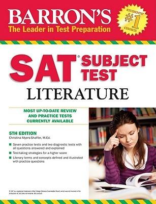 Barron's SAT Subject Test: Literature