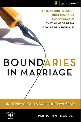 Boundaries in Marriage: Participant's Guide