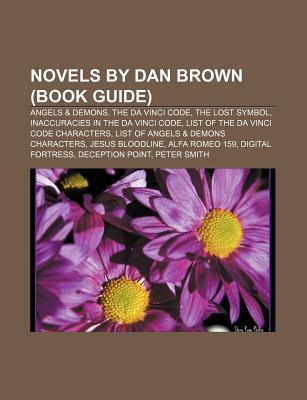 Novels by Dan Brown: The Da Vinci Code, Angels