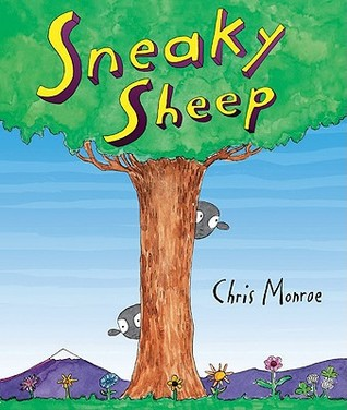 Sneaky Sheep by Chris Monroe