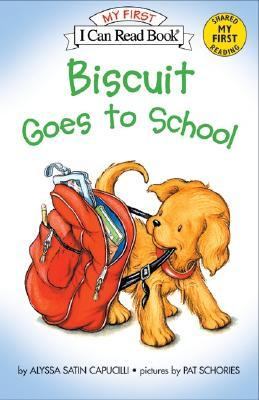 Biscuit Goes to School