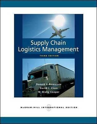 Logistics Management Books Pdf