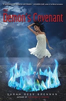 The Demon's Covenant (Demon's Lexicon Trilogy, #2)