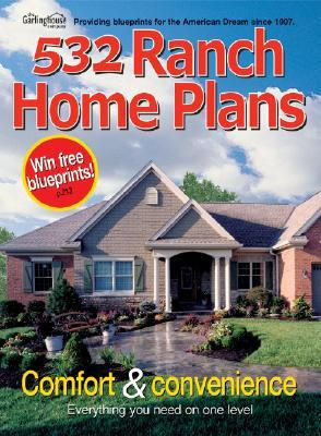 532 Ranch Home Plans