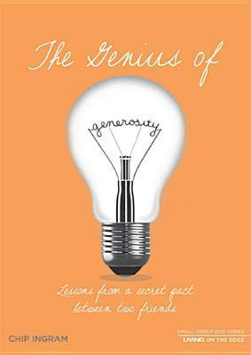 Genius of Generosity Book: Lessons from a Secret Pact Between Two Friends