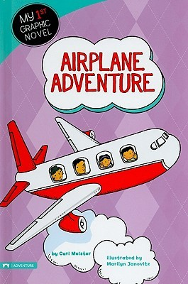 Airplane Adventure (My First Graphic Novel)