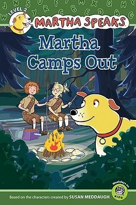 Martha Speaks: Martha Camps Out