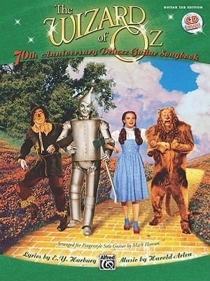 The Wizard of Oz: 70th Anniversary Deluxe Guitar Songbook (Book & CD)