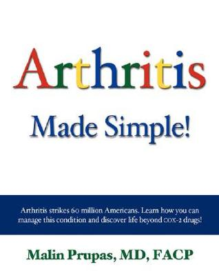 Arthritis Made Simple by Malin Prupas