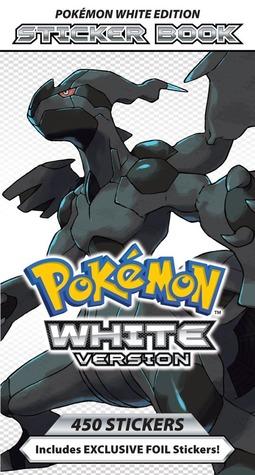 Pokemon Mini-Sticker Book: White Edition