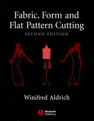 Fabric form and flat pattern cutting by winifred aldrich 982811 fandeluxe Image collections
