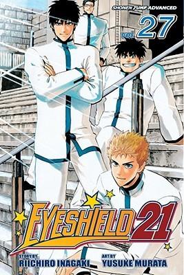 Eyeshield 21, Vol. 27: Seijuro Shin vs. Sena Kobayakawa