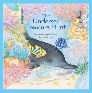 The Undersea Treasure Hunt by Stephanie Boey