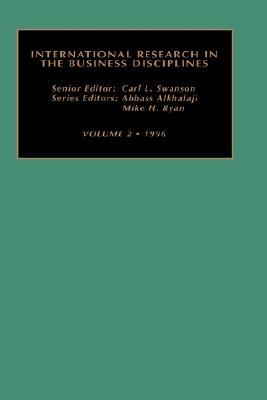 International Research in the Bussiness Discipline - Volume 2