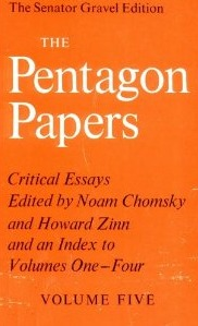 The Pentagon Papers 5: Critical Essays