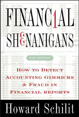 Financial Shenanigans by Howard M. Schilit