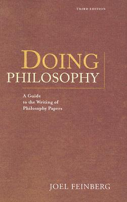 a brief guide to writing a philosophy paper