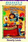 The Chicken Pox Panic (Cul-de-sac Kids, #2)