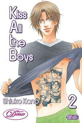 Kiss All the Boys, Volume 2(Kiss All the Boys 2)