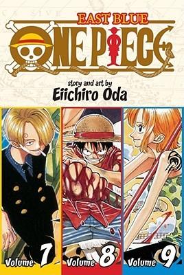 One Piece: East Blue 7-8-9, Vol. 3 (One Piece: Omnibus, #3)