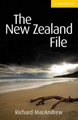 The New Zealand File Level 2 Elementary/Lower Intermediate Book With Audio Cd Pack