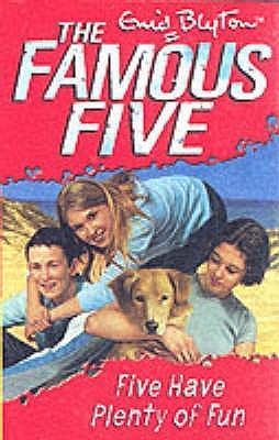 Five Have Plenty of Fun (Famous Five, #14)