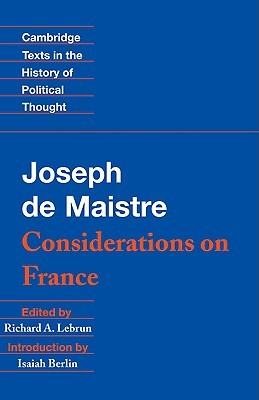 Considerations on France