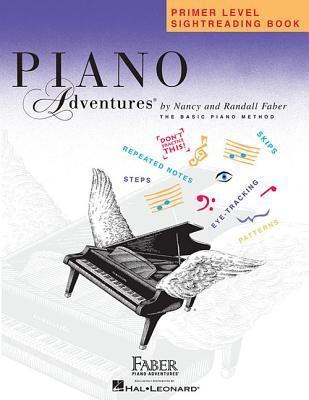 Piano Adventures Sightreading Book, Primer Level