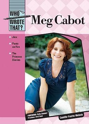 Meg Cabot by Camille-Yvette Welsch