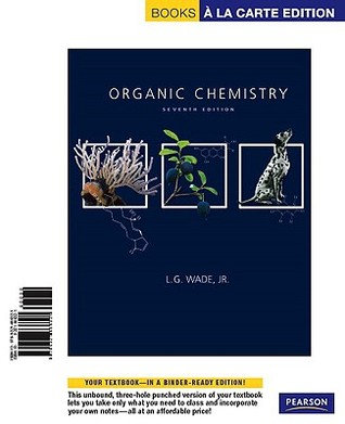 Organic chemistry by lg wade jr fandeluxe Choice Image