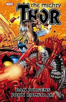 Thor By Dan Jurgens & John Romita Jr. Volume 2